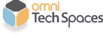 Omni Tech Spaces - Technology Integration & Business Furniture Logo