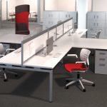 Michigan Benching Business Furniture