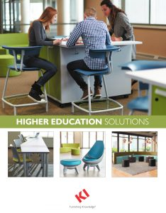 Higher Education Furniture Solutions Catalog