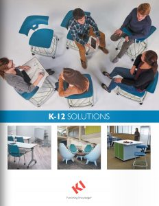 K-12 Education Furniture Catalog Michigan
