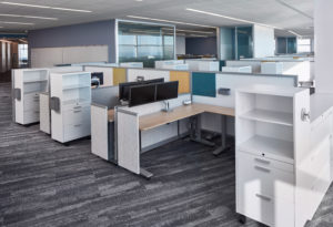 Michigan Workstations / Cubicles for Businesses