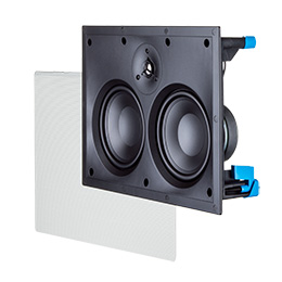Michigan Paradigm In-Wall Speaker CI Home H55-LCR