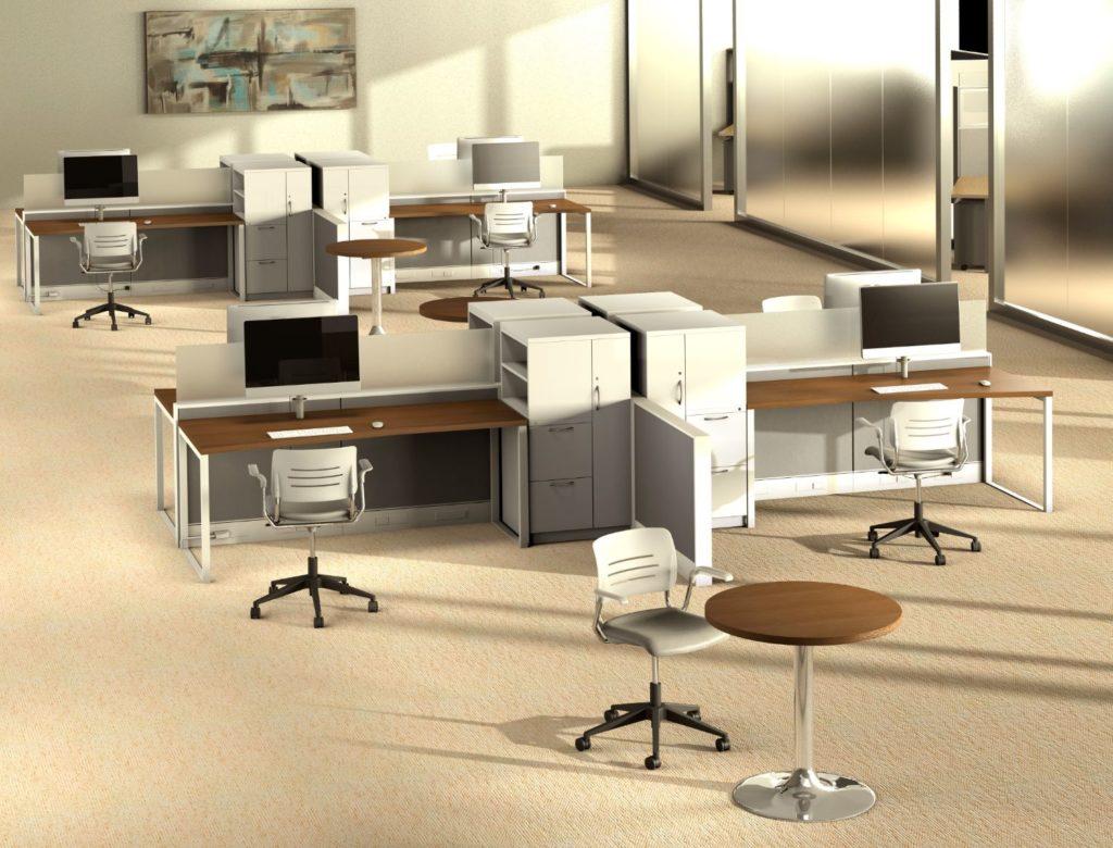 KI Furniture - Unite Workstation Panel System MI